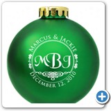 personalized_christmas_ornament_wedding